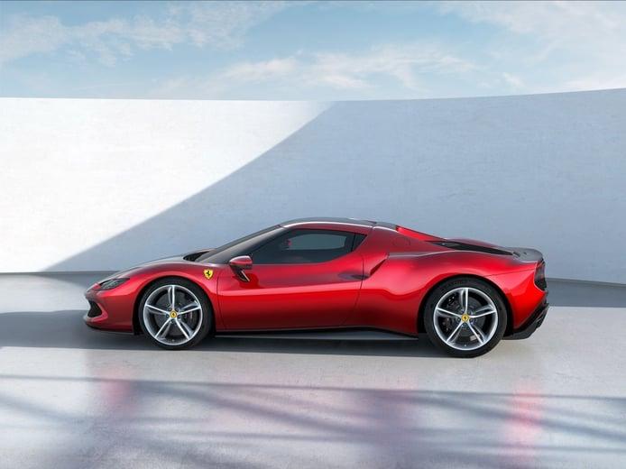 El nuevo Ferrari 296 GTB híbrido en 5 claves