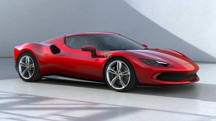 El nuevo Ferrari 296 GTB híbrido de 830 CV inicia una nueva era en Maranello