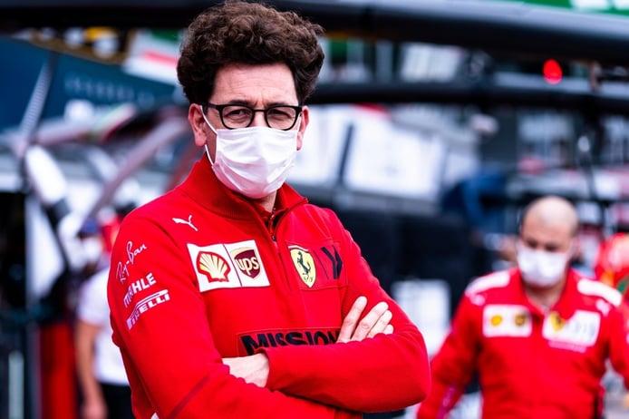Ferrari mantiene el pulso a McLaren: «Llegarán piezas nuevas»