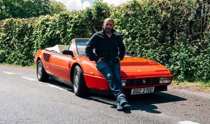Chris Harris se compra un Ferrari Mondial por el precio de un SEAT Ibiza