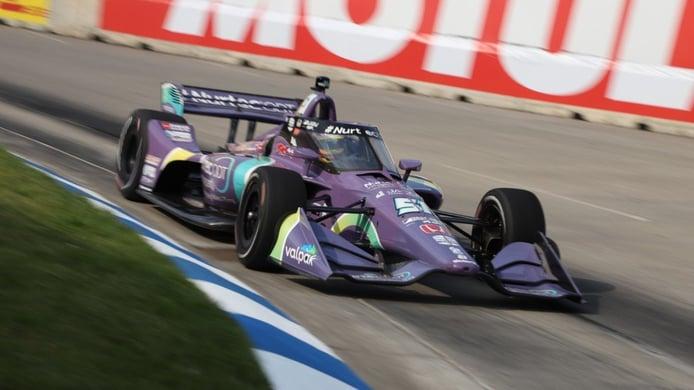 Grosjean lidera los Libres 1 de Road America ante el debut de Magnussen