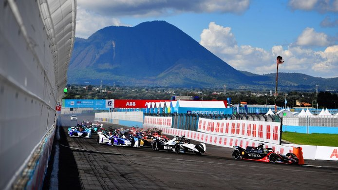 Highlights del doble ePrix de Puebla de la Fórmula E 2020-21