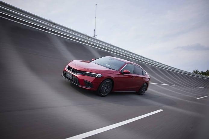 Oficial: el Honda Civic Type R llegará en 2022 junto al híbrido