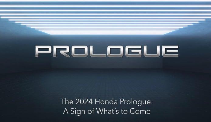 El Honda Prologue será el primer SUV eléctrico basado en la plataforma de General Motors