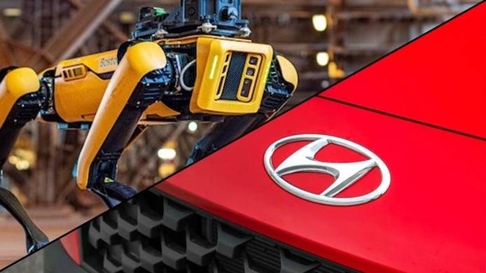 Hyundai compra Boston Dynamics, ¿en qué beneficia a la marca de coches?
