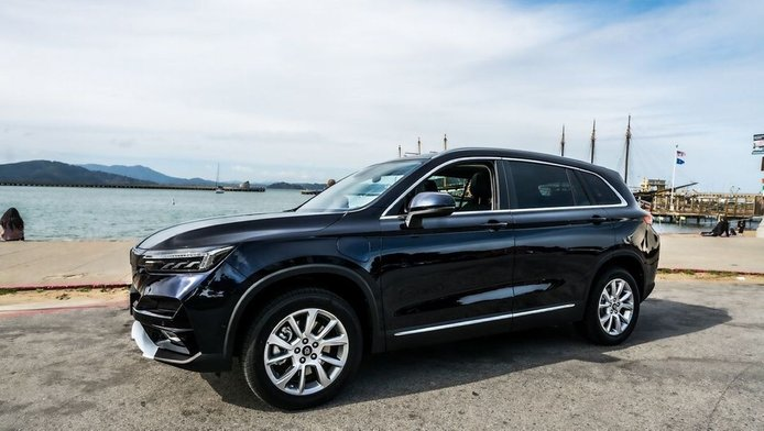 ¡Histórico! Llega a Estados Unidos el primer SUV eléctrico chino, pero no el que esperabas