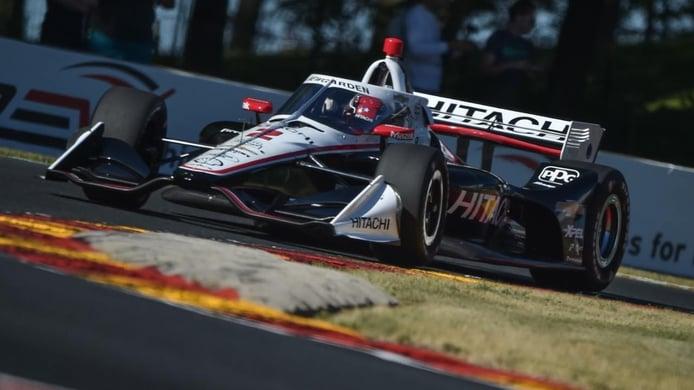 Josef Newgarden brilla en Road America con su segunda pole seguida; quinto Palou