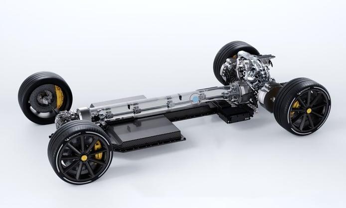 Vulcanol, la revolucionaria tecnología de Koenigsegg para sus futuros hypercar