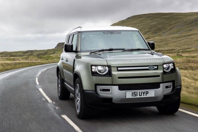 El Land Rover Defender se convierte en mula de pruebas de hidrógeno [vídeo]