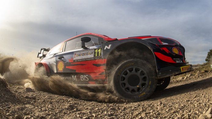 Lista de inscritos del Safari Rally de Kenia del WRC 2021