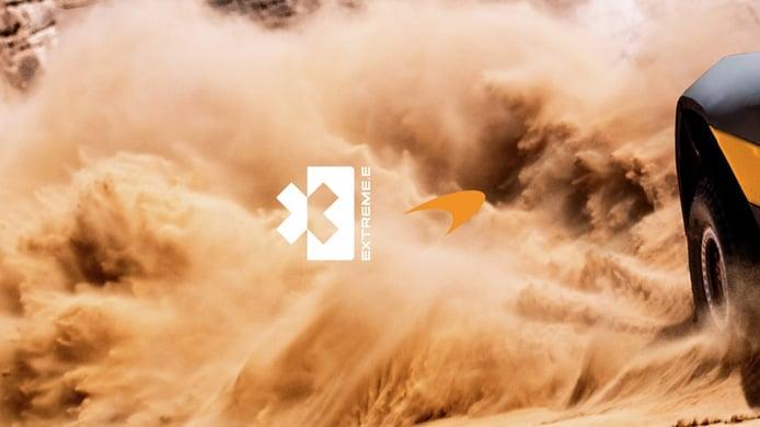 McLaren Racing anuncia su llegada a Extreme E de cara a 2022