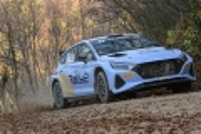 El Hyundai i20 N Rally2 será homologado finalmente en el mes de julio