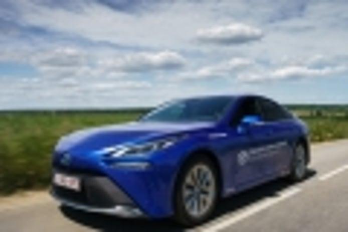 El Toyota Mirai se corona con un récord de autonomía, con más de 1000 kilómetros