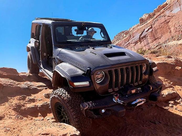 Jeep Wrangler Xtreme Recon Package: la variante off-road más radical ya es oficial