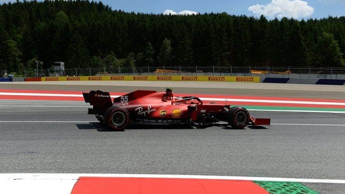 Paliza de Ferrari con el ritmo de carrera en mente: «Nos vemos mejor que en Francia»