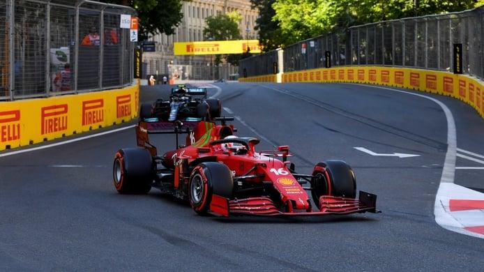 GP Azerbaiyán 2021 de F1: así queda la parrilla tras la sanción a Norris