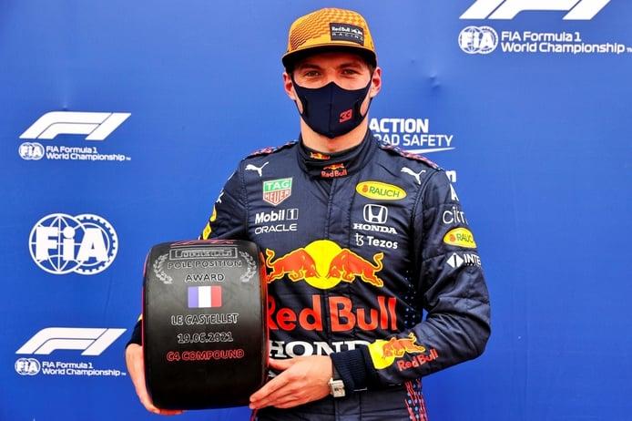 GP Francia 2021 de F1: así queda la parrilla