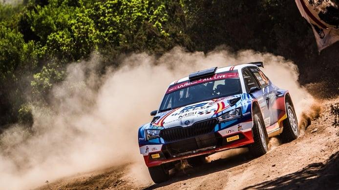 Pepe López y Diego Vallejo separan sus caminos tras dos rallies en WRC3