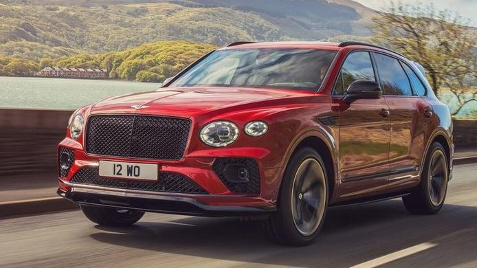 El nuevo Bentley Bentayga S con su potente motor V8 ya tiene precio en España