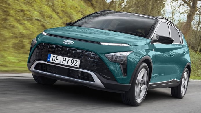 El nuevo Hyundai Bayon ya está disponible con acabado básico y etiqueta ECO