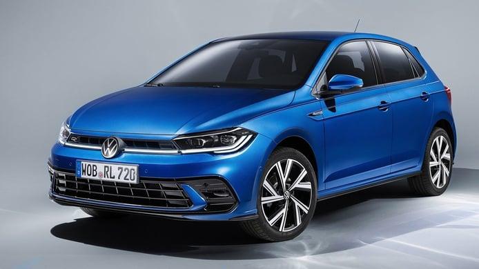 Precios y gama del nuevo Volkswagen Polo, el popular utilitario se actualiza