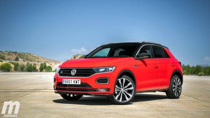 Volkswagen T-Roc Advance R-Line, precios y equipamiento de un interesante acabado