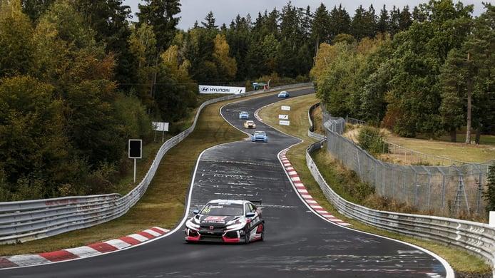 Previo y horarios del WTCR 2021 en el circuito de Nürburgring Nordschleife