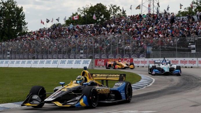Previo y horarios del Gran Premio dual de Detroit de IndyCar 2021