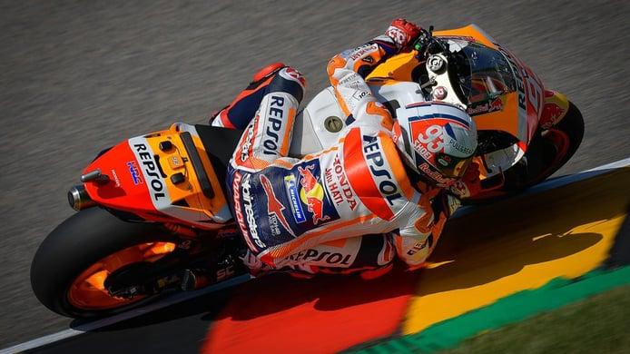 El 'renacido' Marc Márquez vuelve a ganar 581 días despúes en MotoGP