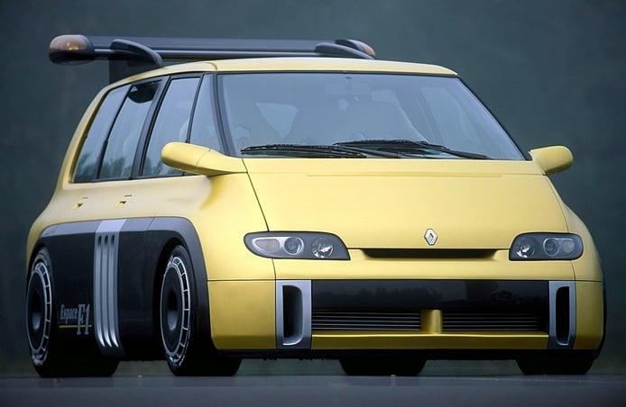 Amores de juventud: el Renault Espace