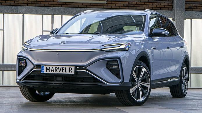 El MG Marvel R Electric con hasta 402 km de autonomía ya puede ser reservado