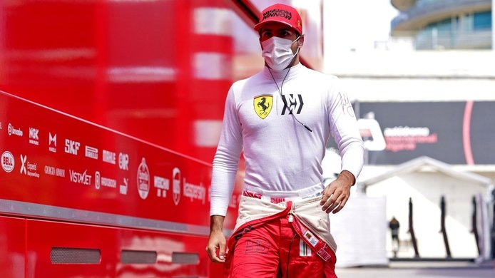 Carlos Sainz marca el objetivo de Ferrari para Paul Ricard