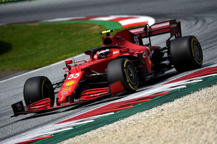 Remontada meritoria de Sainz, del 12º al 6º: «Teníamos ritmo de sobra»