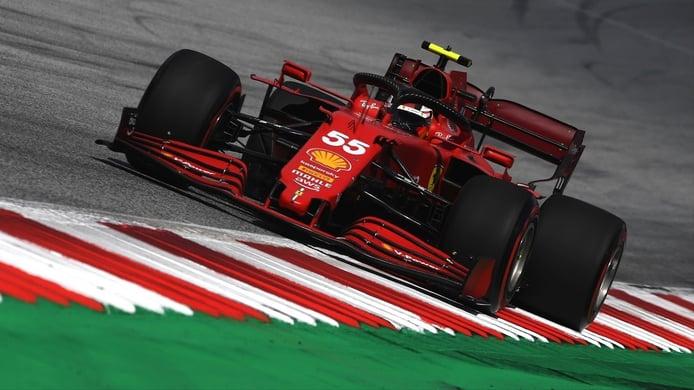 Sainz cae en Q2 por segunda vez en el año: «Es lo que hay, es difícil ir peor»