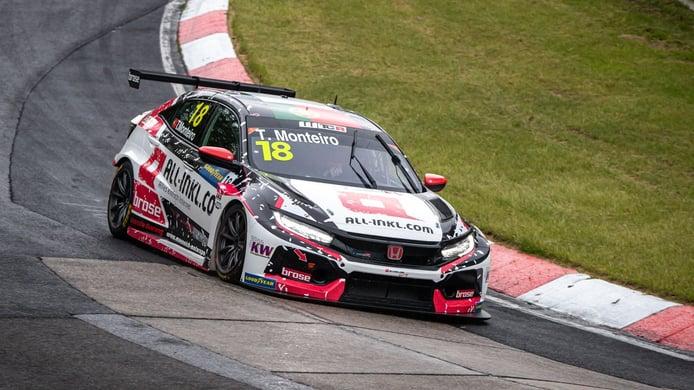Tiago Monteiro conquista Nordschleife y logra un esperado triunfo