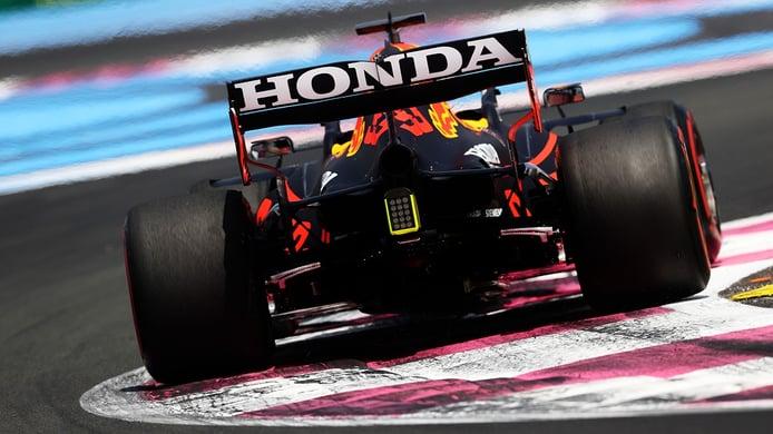 Verstappen se lleva los segundos libres, con Alonso en un esperanzador 4º en Paul Ricard