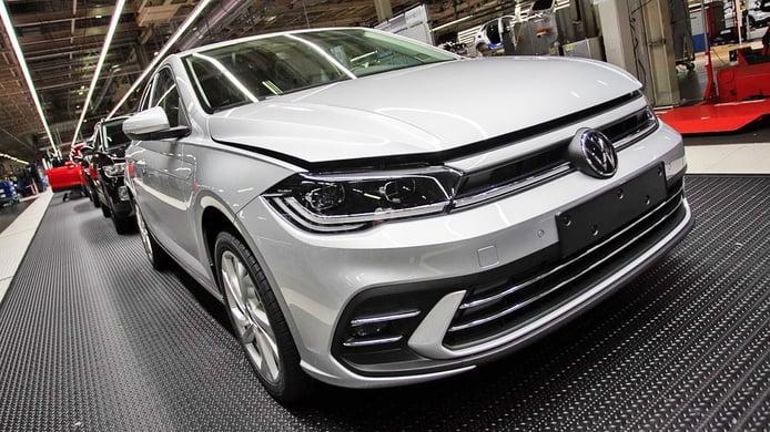 El nuevo Volkswagen Polo ya está siendo fabricado y luce el sello «Made in Spain»
