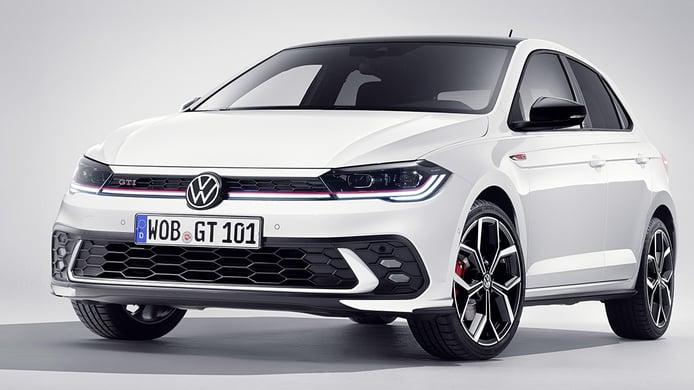 Volkswagen Polo GTI 2022, más potencia y tecnología para un icono automovilístico