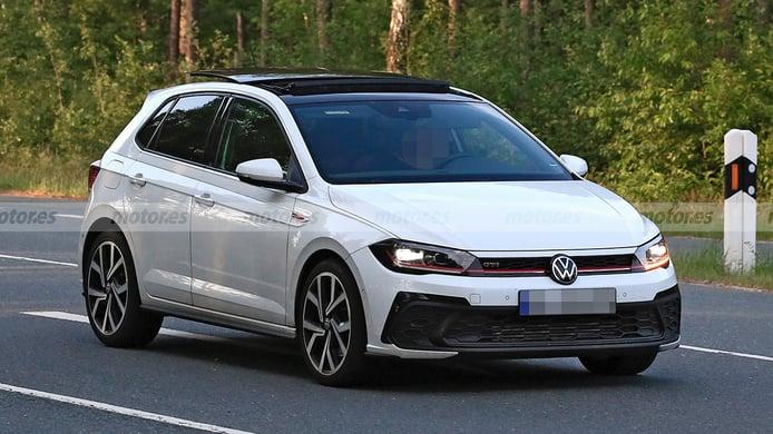 ¡Cazado! El nuevo Volkswagen Polo GTI 2022 se prepara para vivir su debut mundial