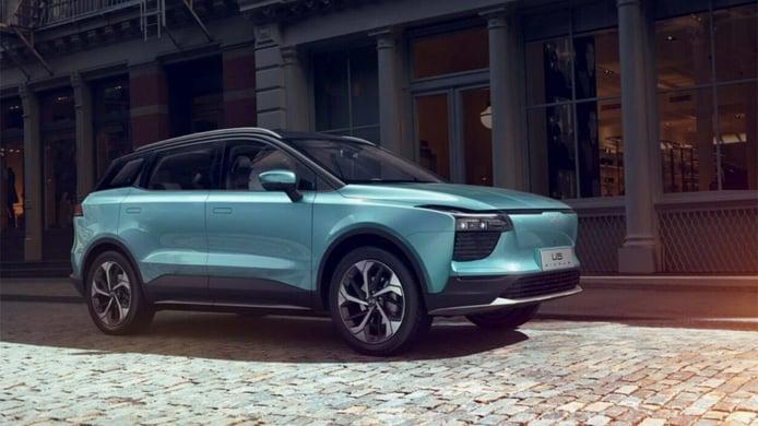 Aiways quiere atraer a los compradores de coches eléctricos de Hyundai y KIA