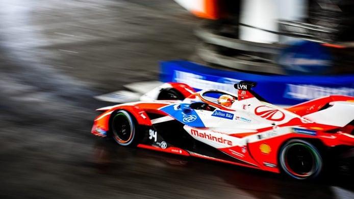 Alex Lynn se lleva la pole del sábado en el ePrix de Londres