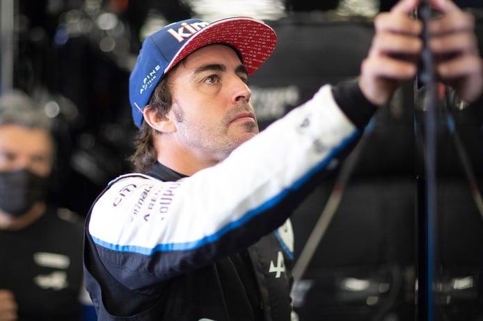 Alonso explica su paso al 'lado oscuro': «Es jugar con las mismas reglas que los demás»
