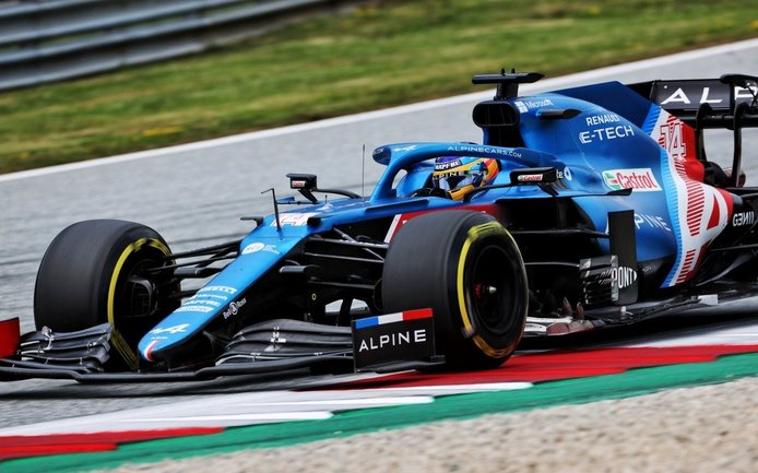 Alpine en Silverstone: Alonso a continuar la racha y Ocon a iniciarla con nuevo chasis