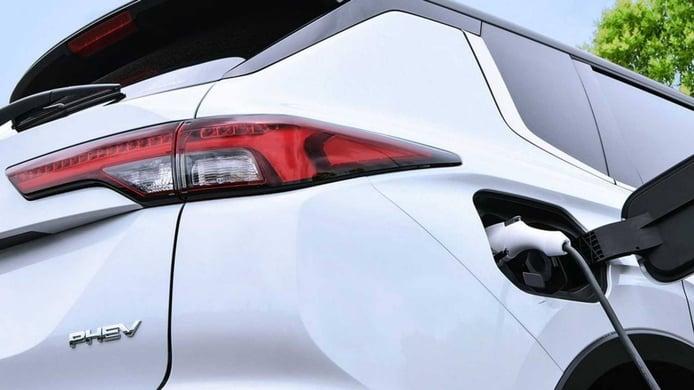 Anunciado el nuevo Mitsubishi Outlander PHEV 2022 para Estados Unidos