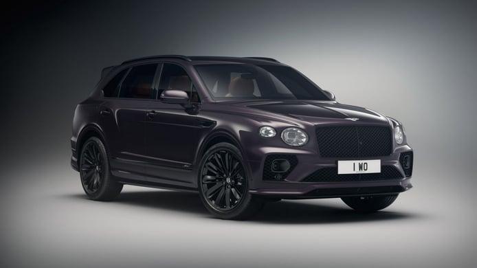Bentley Bentayga Speed Russian Heritage, seis exclusivas unidades para Rusia