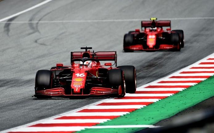 Binotto: «El Ferrari SF21 actual es el mismo que utilizamos en Bahréin»