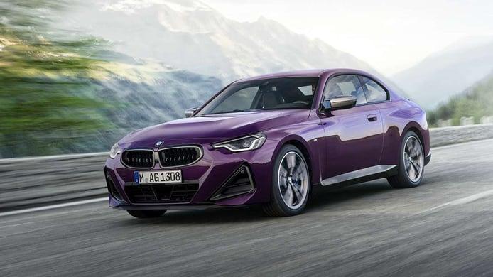 BMW Serie 2 Coupé 2022, renovación total para un deportivo destinado a puristas