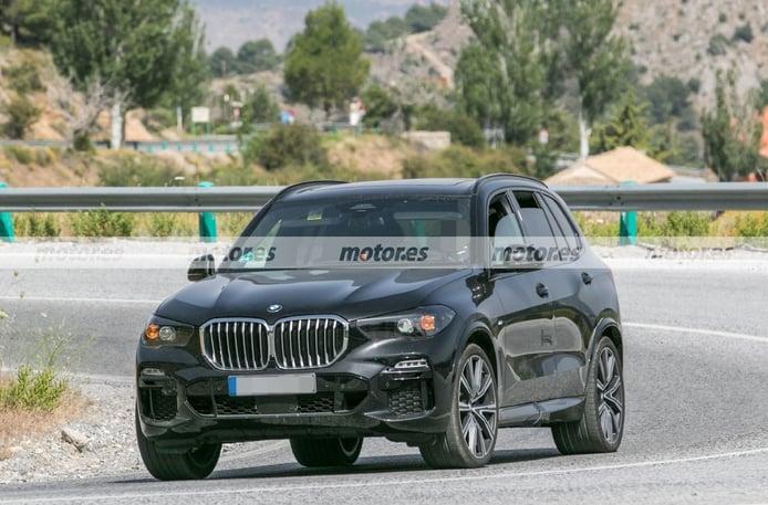 El nuevo BMW X5 2023 apostará por la digitalización con un interior más tecnológico