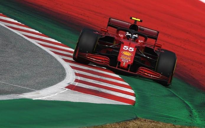 Brillante 5º de Sainz en Austria: «Empiezo a ser el Carlos que quiero»