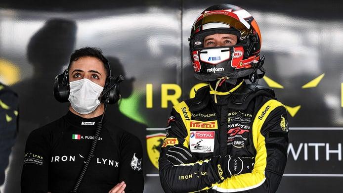 Callum Ilott debutará en Le Mans de la mano del equipo Iron Lynx